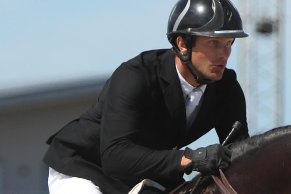 Fredrik Spetz tog första internationella vinsten med Dustin