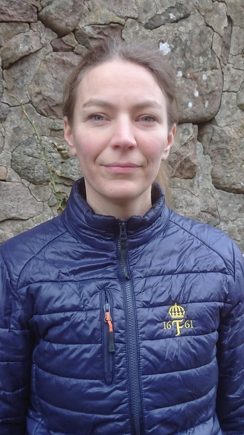 Heidi Andersson Veterinär Flyinge