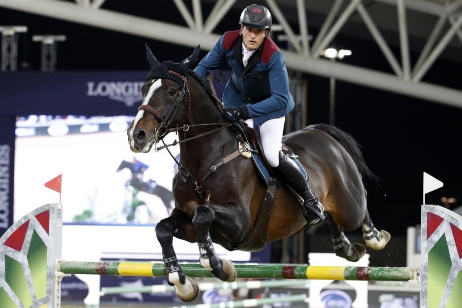 Nicola Philippaerts VM-häst död i olycka på tävling