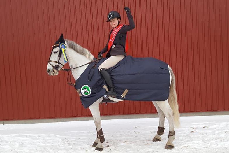 Tilda Lundstedt siktar mot pallplats på SM