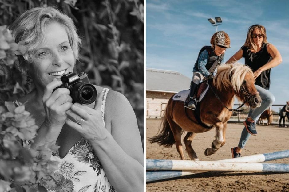 Ridsport-fotograf prisad i Årets bild