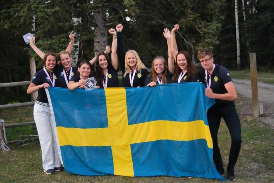 Nytt samarbete hjälper Ung SWB storsatsa mot VM