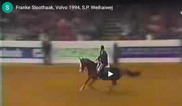 Världsmästarhäst död – blev 35 år