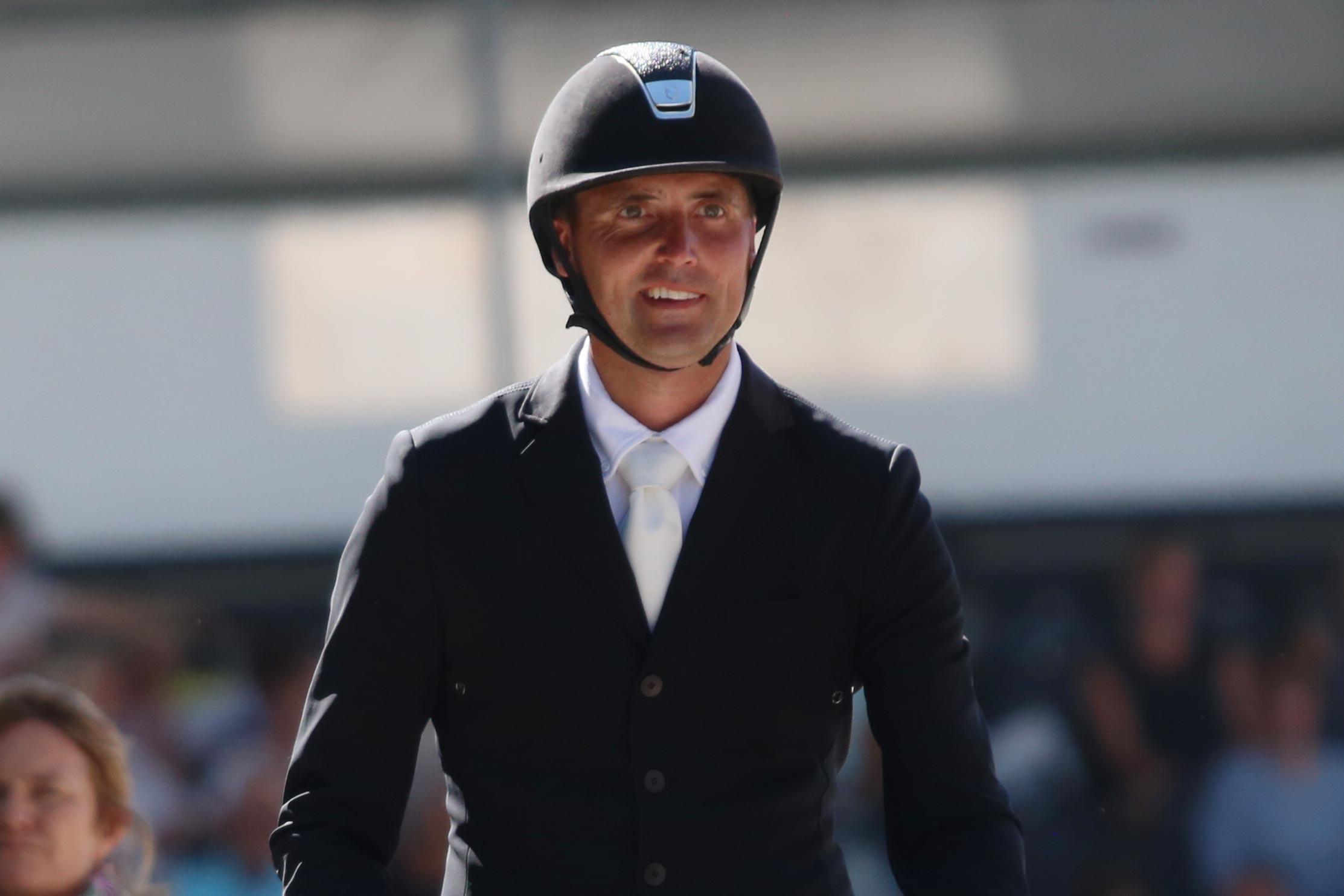 Unghäst-VM Ermelo 2018. Andreas Helgstrand - Ferrari OLD (Foundation 2-Blue Hors Hotline)