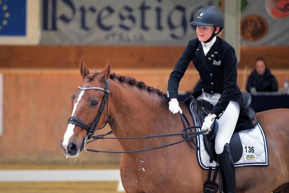 Ida Persson siktar mot juniorernas spetstrupp