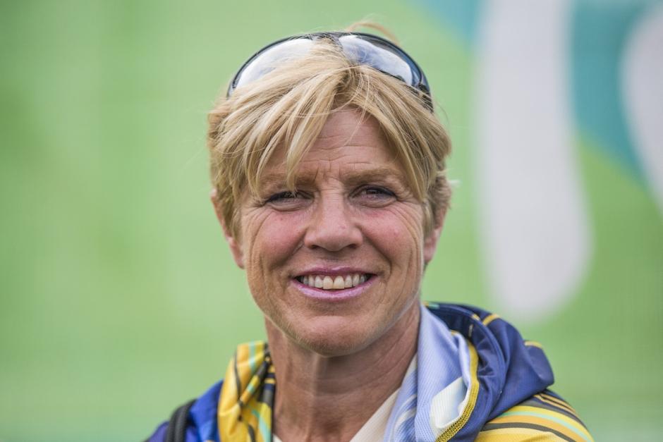 Svensk veteran på pallen i fyrstjärnig klass