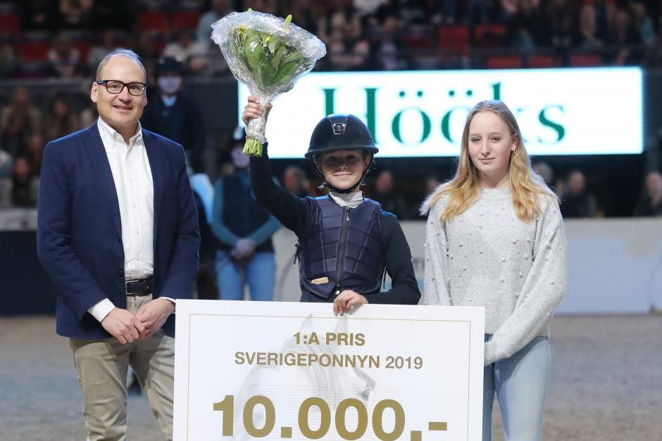 Dubbelseger i Sverigeponnyn: Alla finalekipage och omdömen