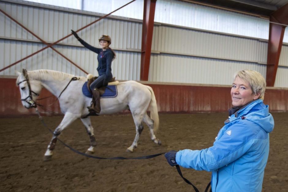 """""""Hästens perspektiv finns inte med i ridundervisningen i dag"""""""