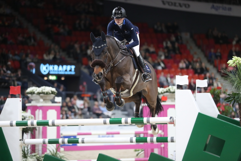 Young Rider Best Friends – ny tävling på SIHS