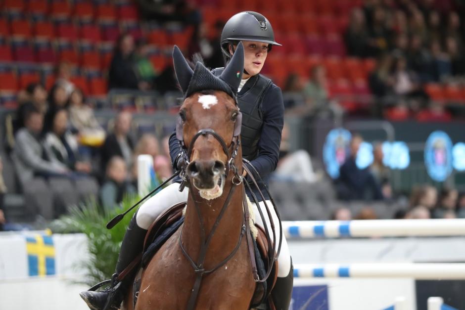 Paula Unghanse vann Torstensons Ungdoms-GP
