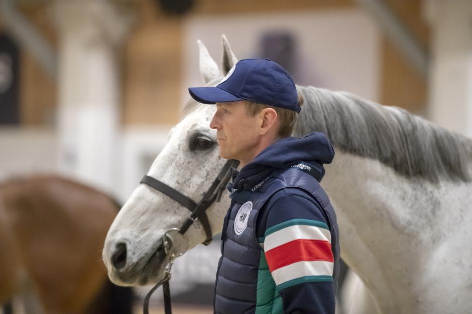 Inför finalen: Peder har valt häst och Henrik har gett besked om start