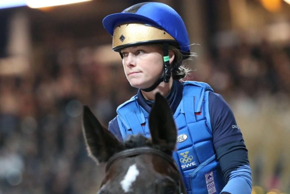 Sara Algotsson Ostholtfortfarande i chock efter branden
