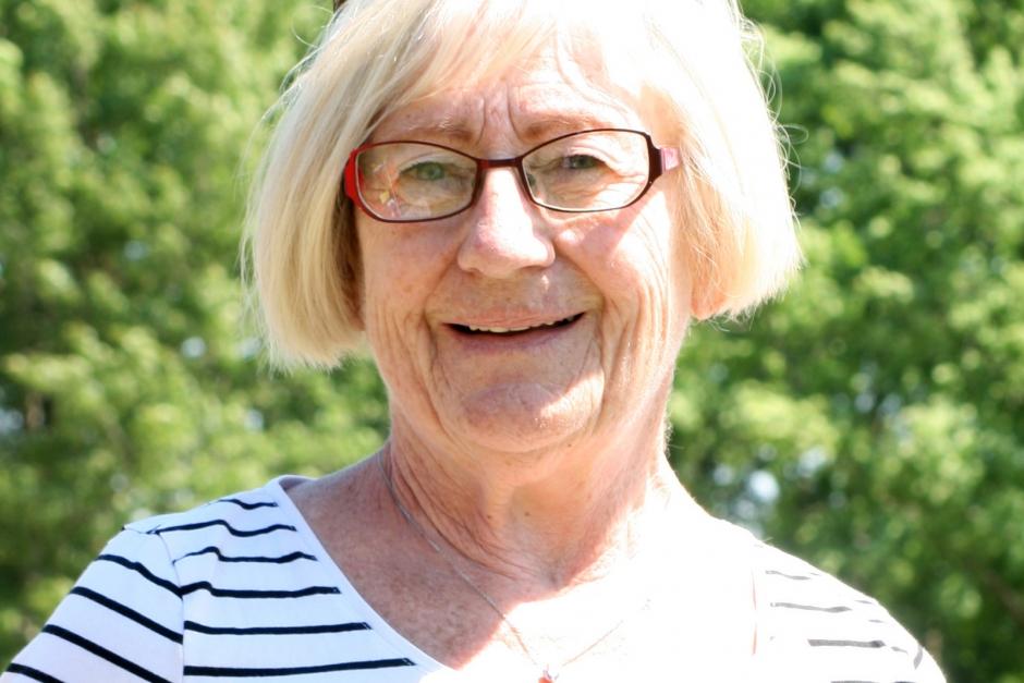 Marie-Louise firar ett halvt sekel av ideellt arbete med Pingsttävlingarna