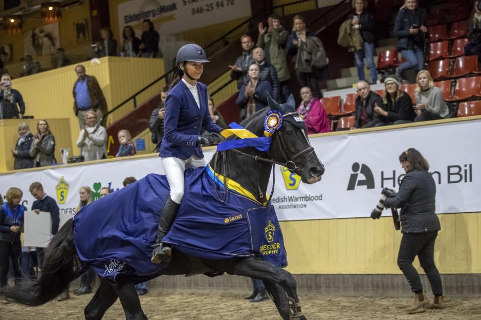 Breeders Trophy blir del i hästveckor med nytt namn