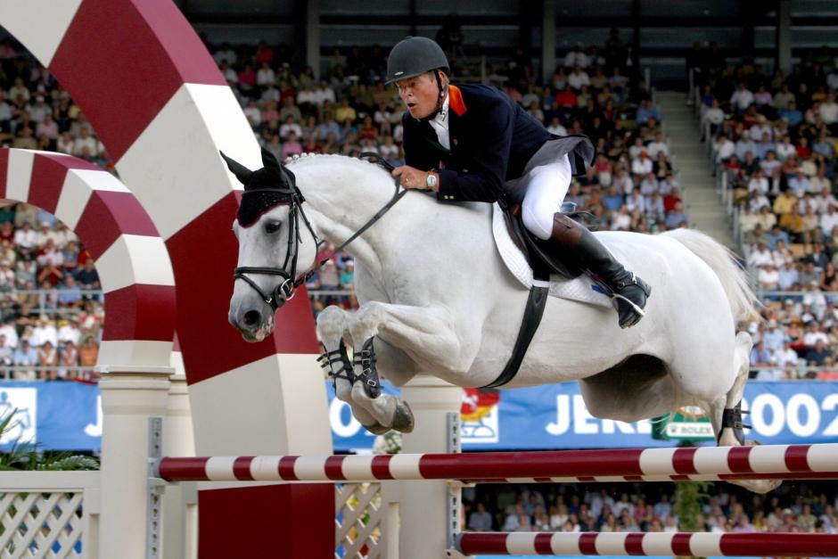 Firande: OS-guldhästen har blivit 30 år
