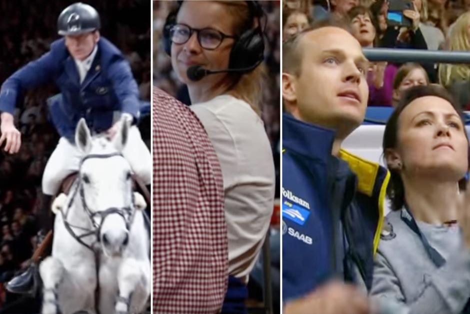 Vinnare, gåshud och kända svenskar – följ med backstage under WC-finalen