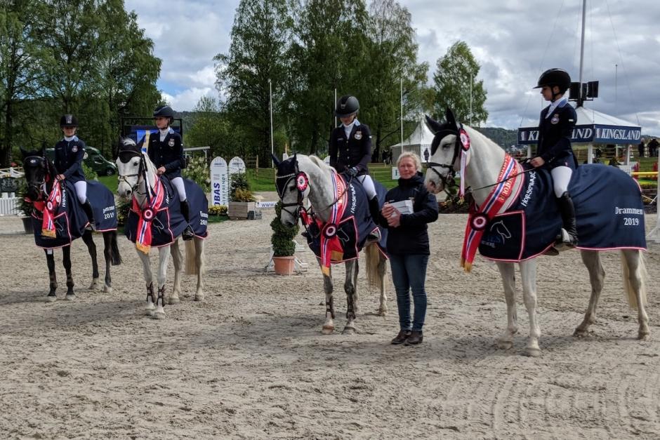 Svenska framgångar i Norge