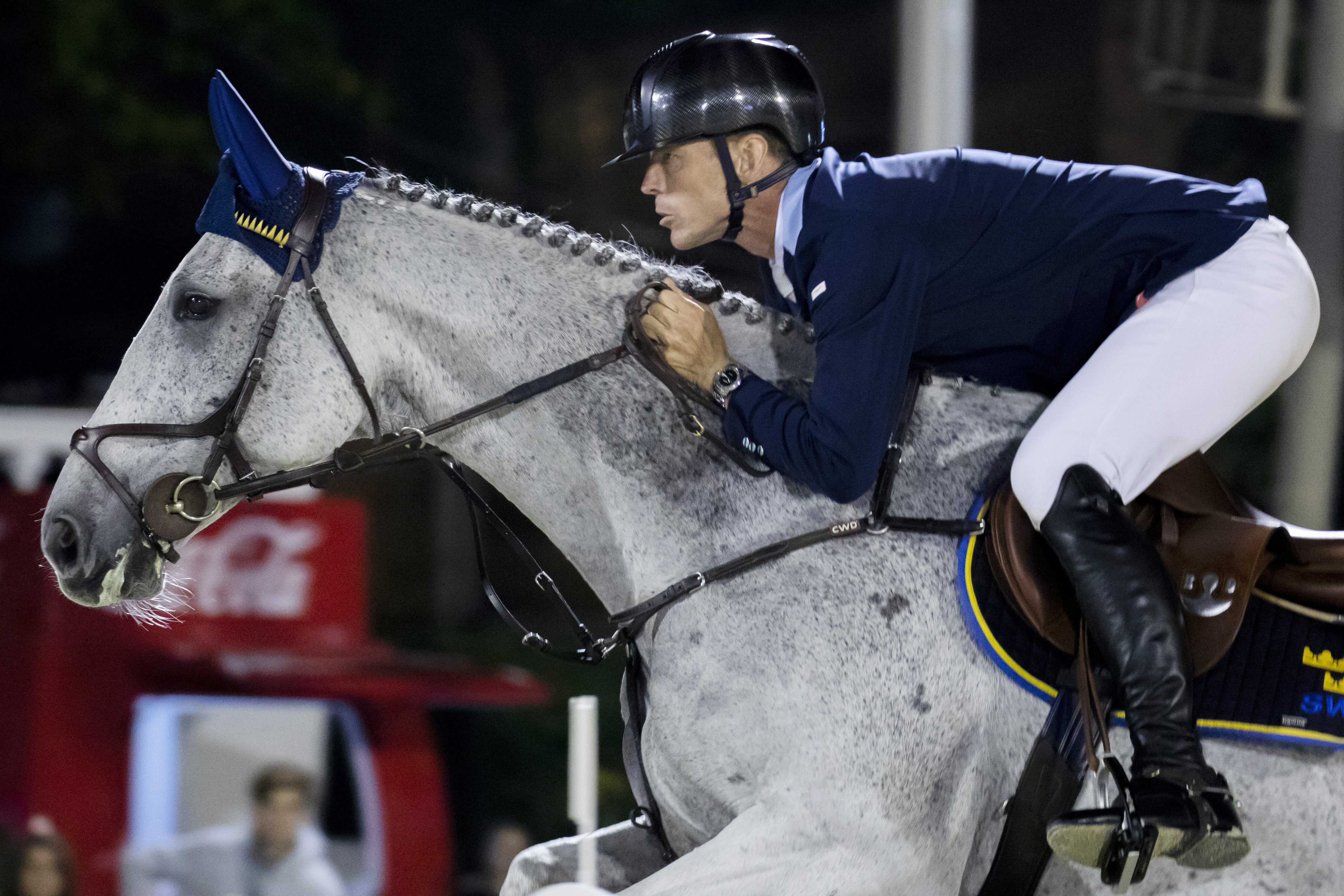 Fei Longines Nations Cup Equestrain Event In Barcelona