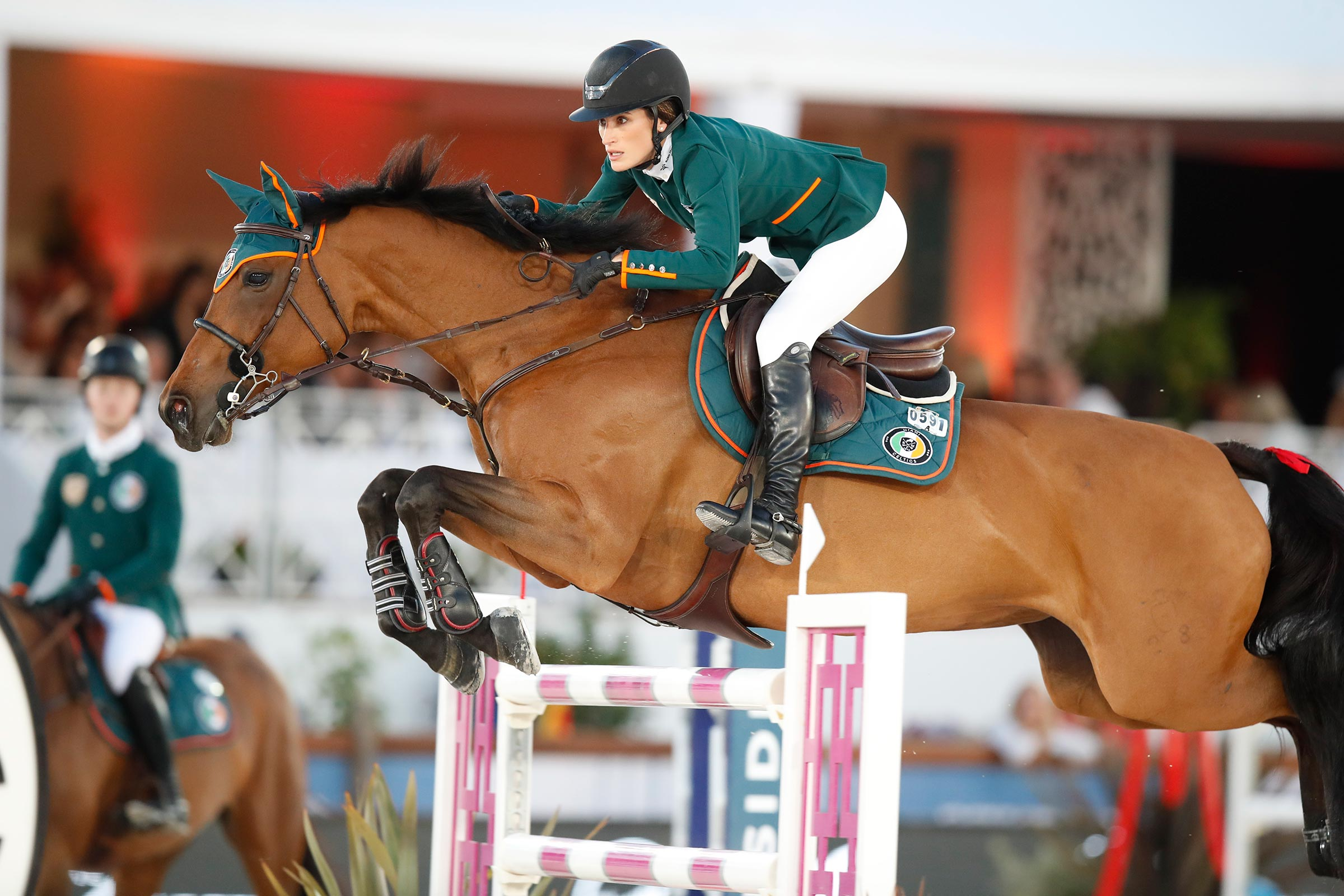Team Miami Celtics - Jessica Springsteen (USA) on RMF Zecilie ph.Stefano Grasso/GCL CANNES 2019 DOWNLOAD