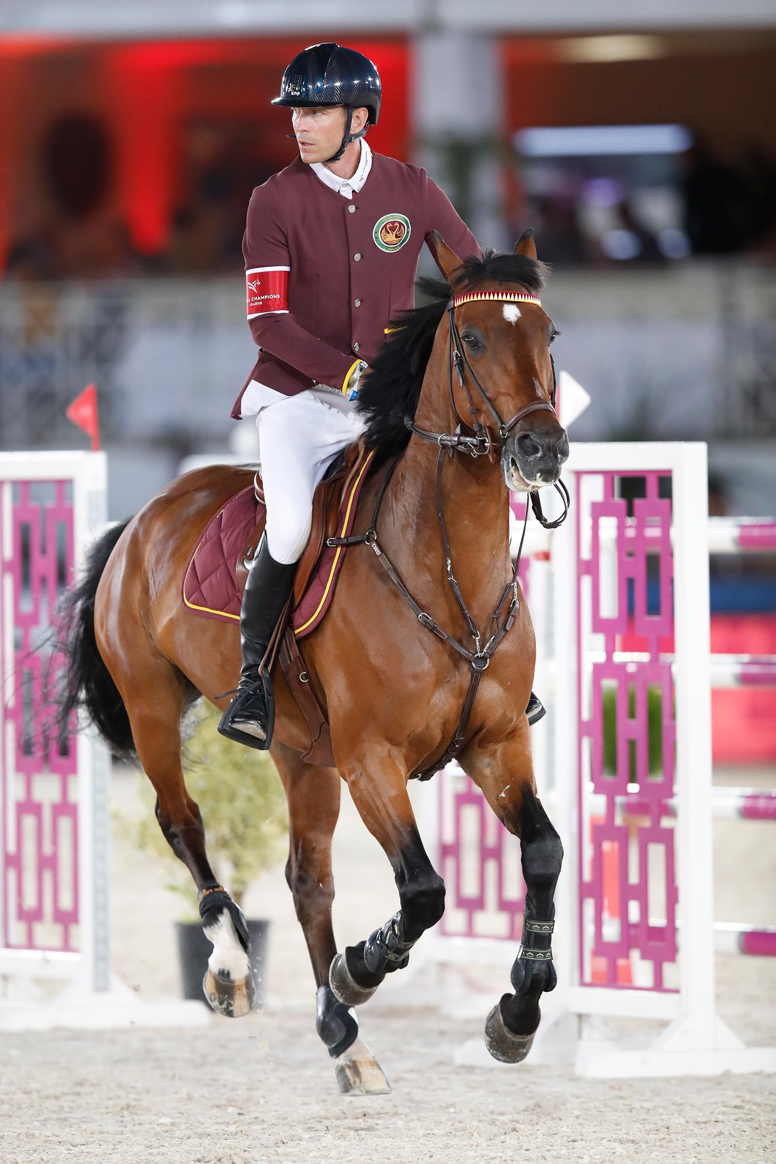 Team Shanghai Swans - Peder Fredricson (SWE) on H&M Christian K ph.Stefano Grasso/GCL CANNES 2019 DOWNLOAD