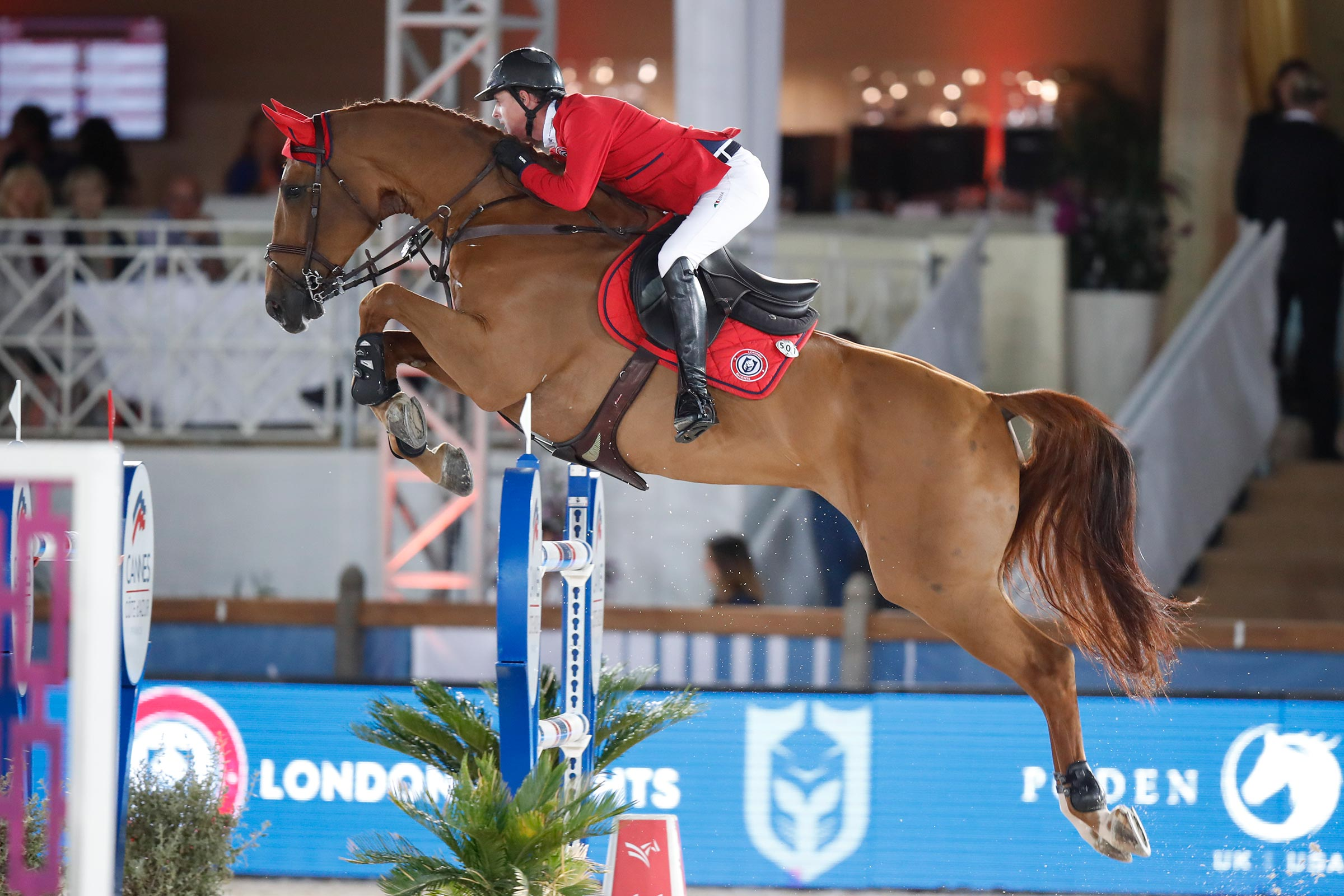 Team London Knights - Ben Maher (GBR) on Explosion W ph.Stefano Grasso/GCL CANNES 2019 DOWNLOAD
