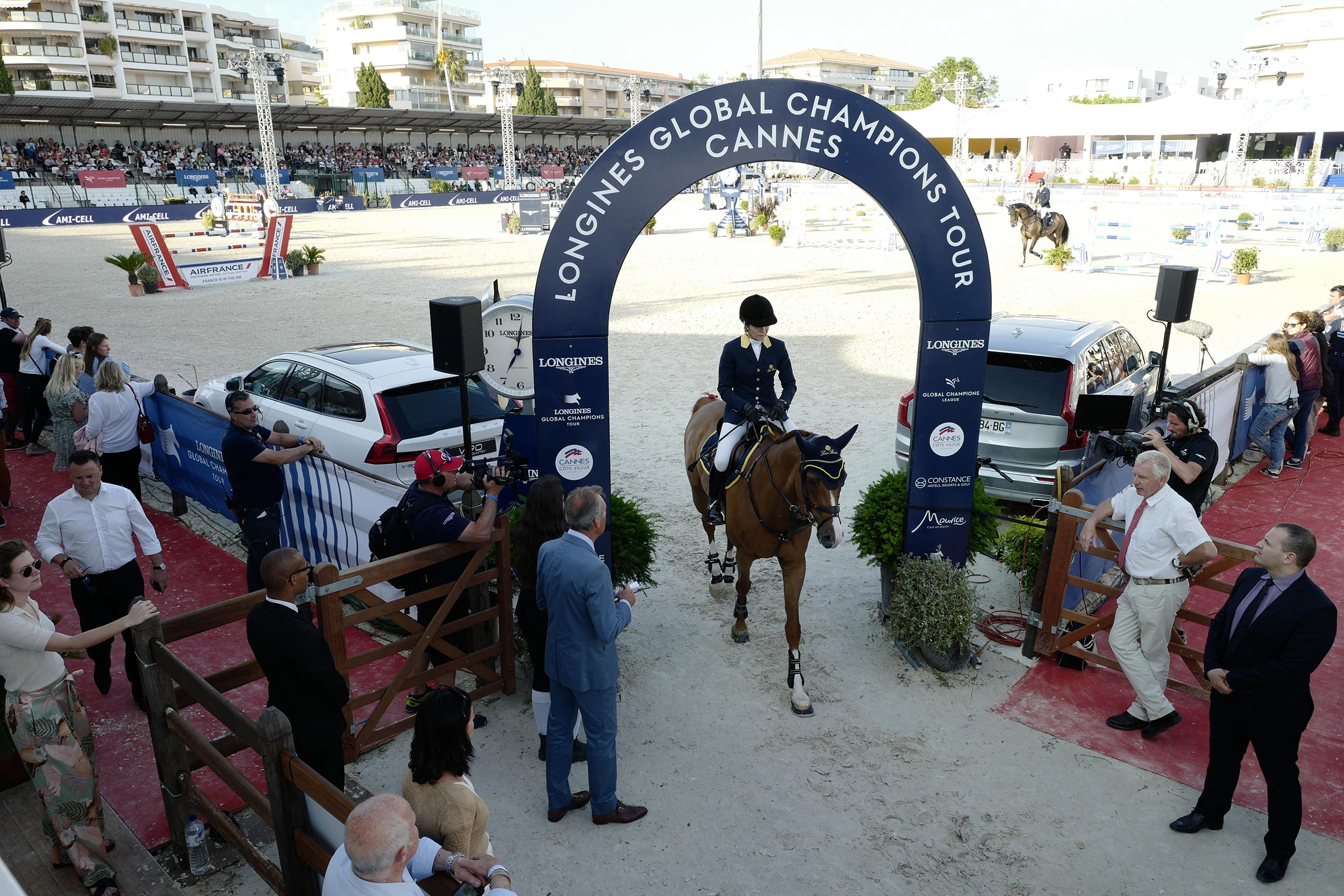 Edwina Tops-Alexander on Casquell ph.Stefano Grasso/LGCT CANNES 2019 DOWNLOAD