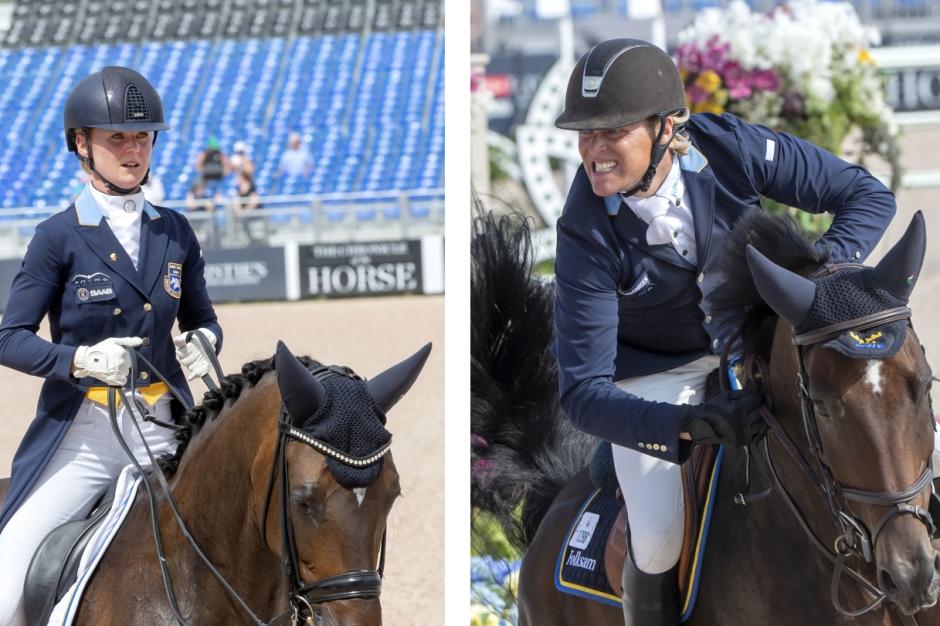Svenska ryttarna uttagna till Falsterbo Horse Show