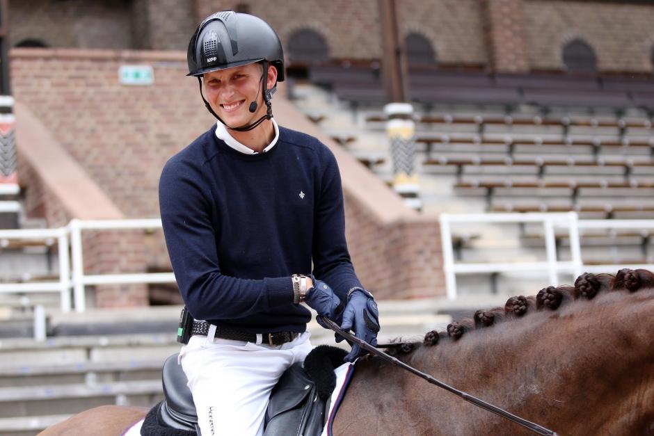 Carl Hedin årets första vinnare i Falsterbo
