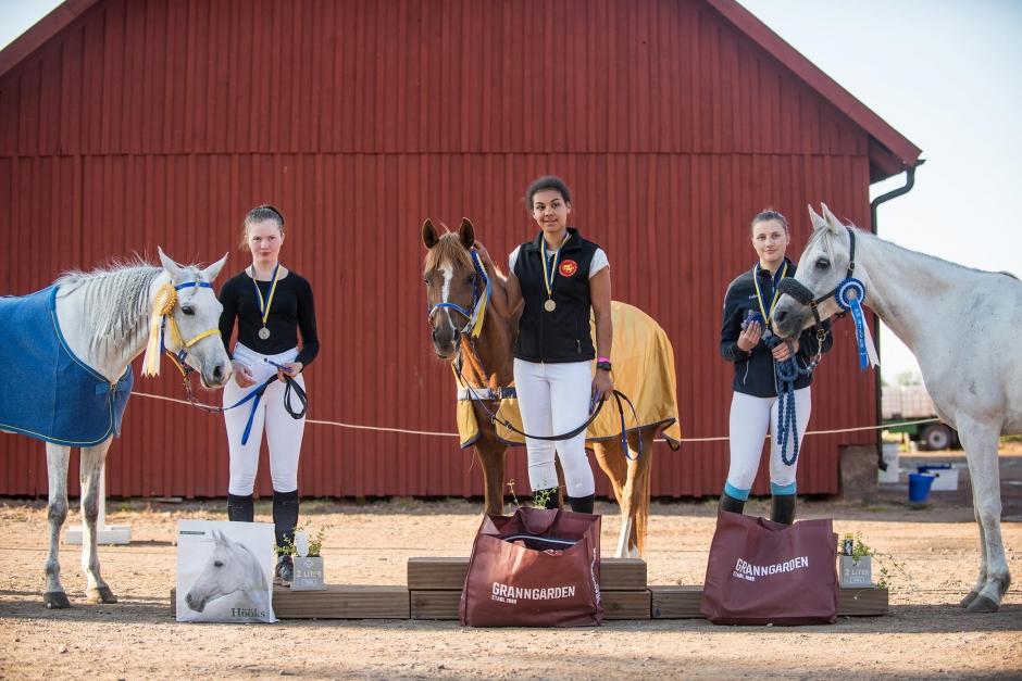 YRSM-guld till Golden Question och Ebba Bota