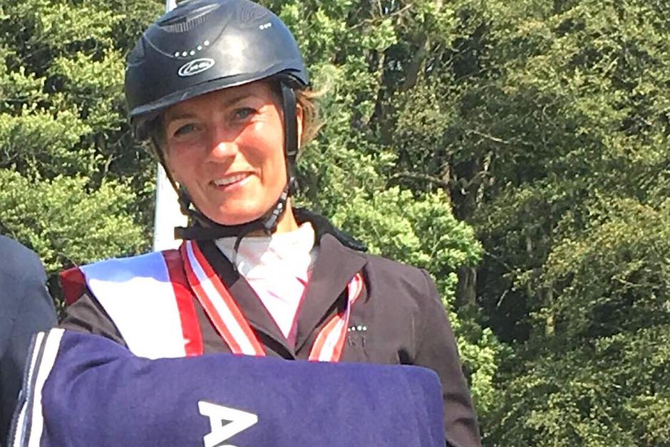 "Dubbelmästaren Emma Tingsby: ""Helt underbart"""