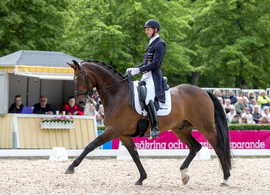 Patrik Kittel placerad i världscupens Grand Prix