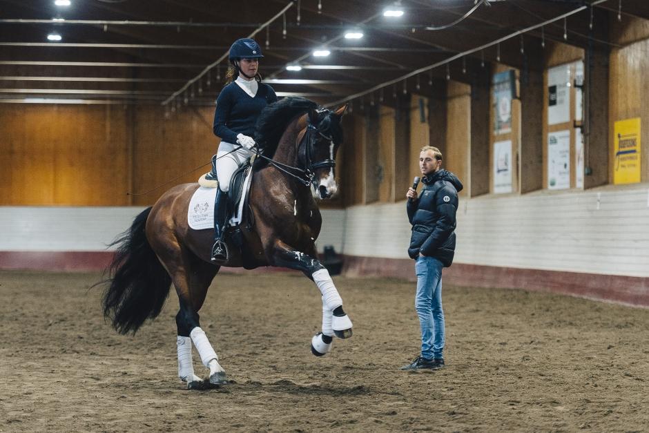Sönke Rothenberger tipsar: Så får jag mina hästar kvickare