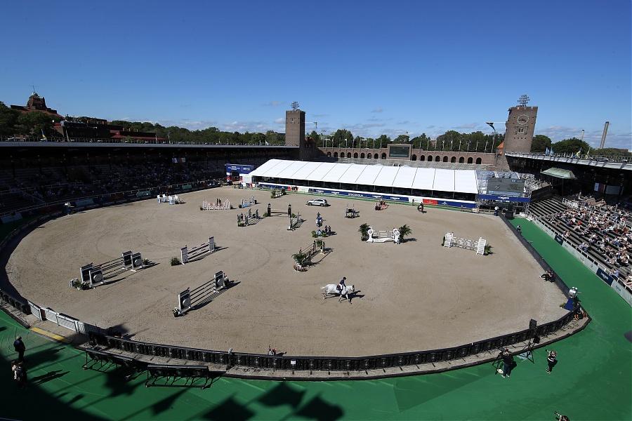 Stockholm Horse Week satsar på hoppningen