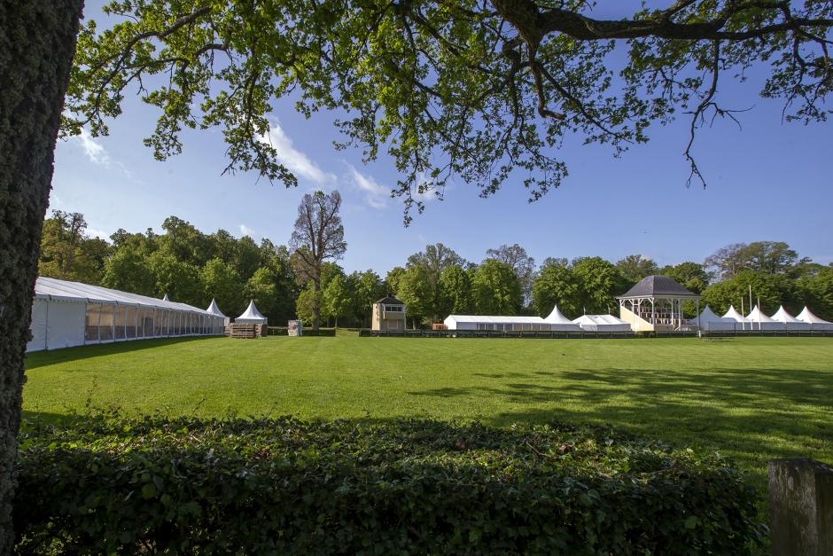 Fullt hus på Strömsholm under helgens tävlingar