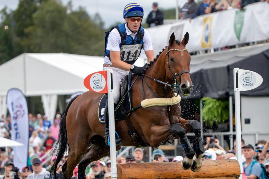 Tyskarna oslagbara i Aachen – Niklas Lindbäck bästa svensk
