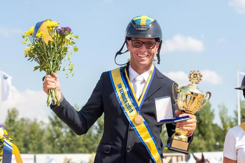 Snabba omkastningar när Marcus Westergren blev svensk mästare
