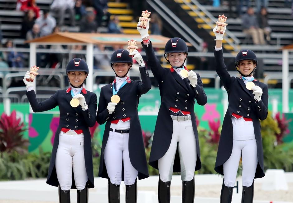 Ytterligare ett land klart för OS i dressyr