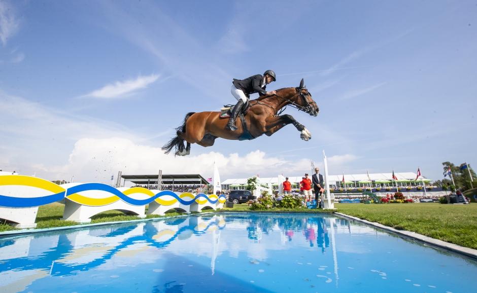 Derbyspecialist vann i Falsterbo