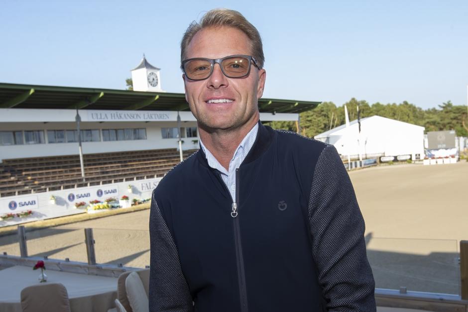 Marcus Westergren placerad i trestjärnig Grand Prix