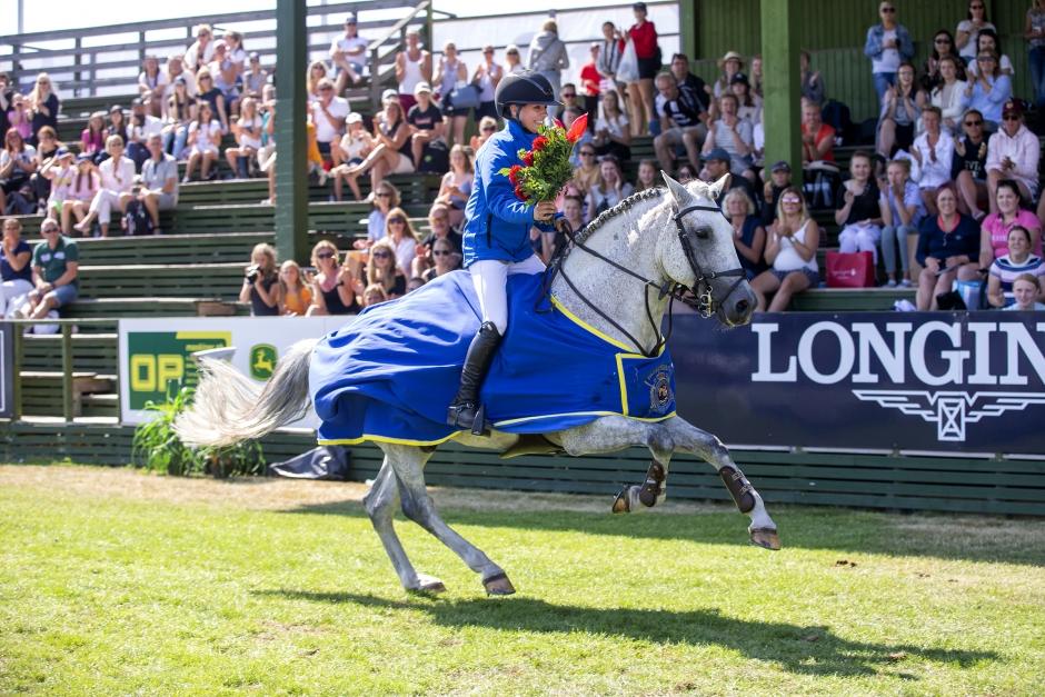 Svenska EM-truppen för ponnyer är klar