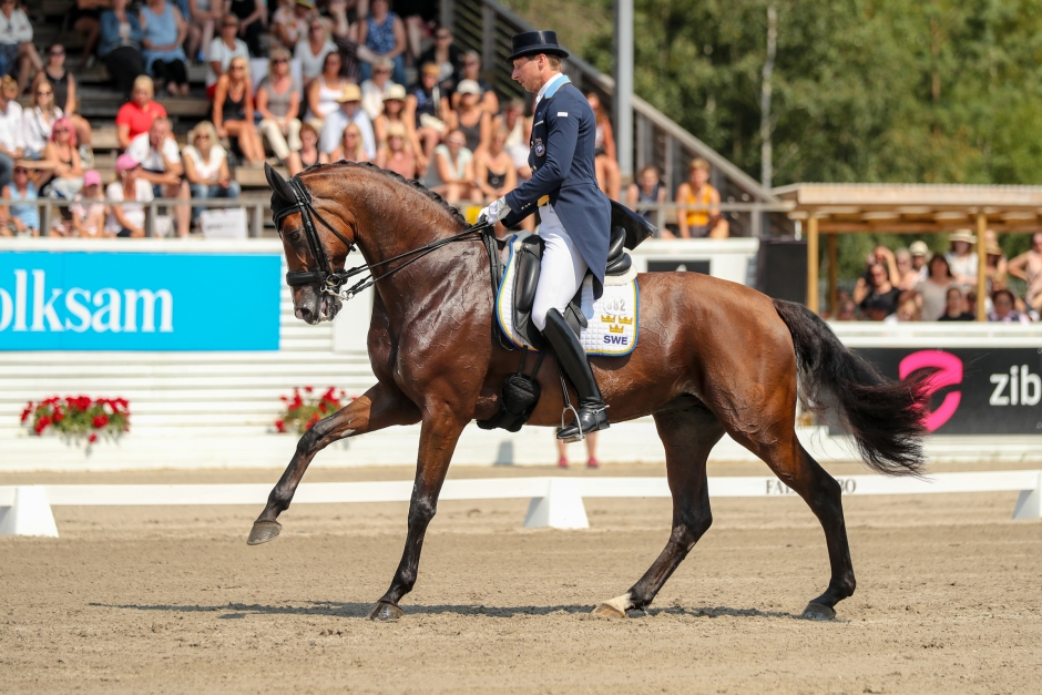 Följ dressyrens Nations Cup i Falsterbo