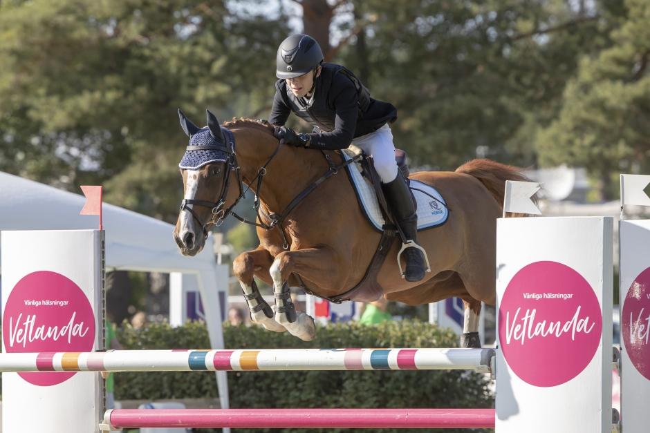 FEI slutar med ponnymätning på tävling