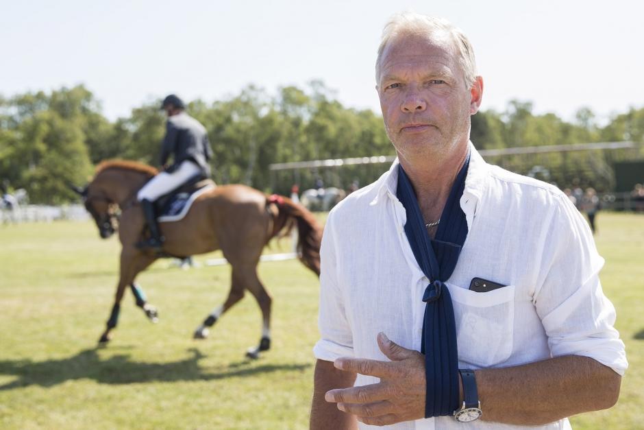 """Ragnar Bengtsson: """"Det är inte bara att köpa en häst och hoppa"""""""