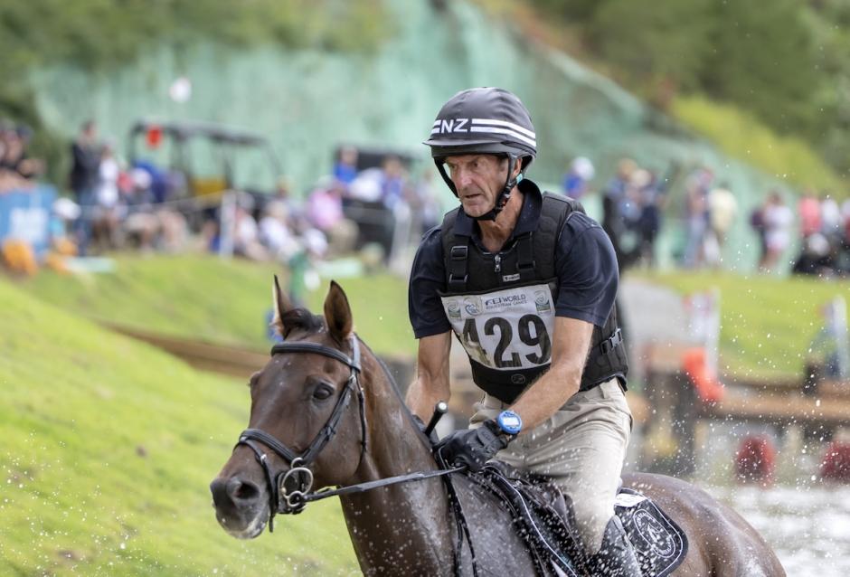 OS-medaljör tar över Mark Todds VM-häst