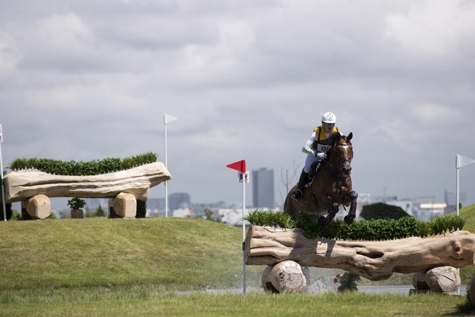 OS-anläggningen testas i Tokyo
