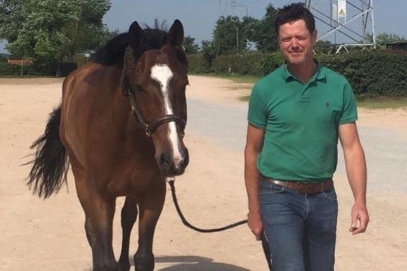 Svenskägd häst klar för OS