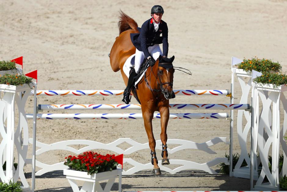 Tre länder kvalade till OS i hoppning