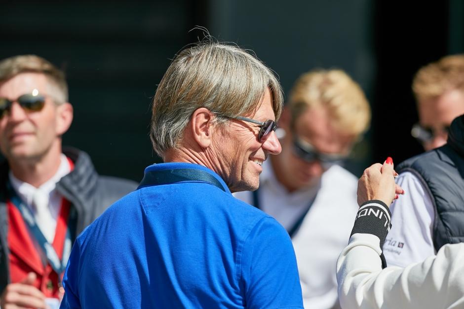 Lennart Lindelöw coachar danskarna med OS som mål