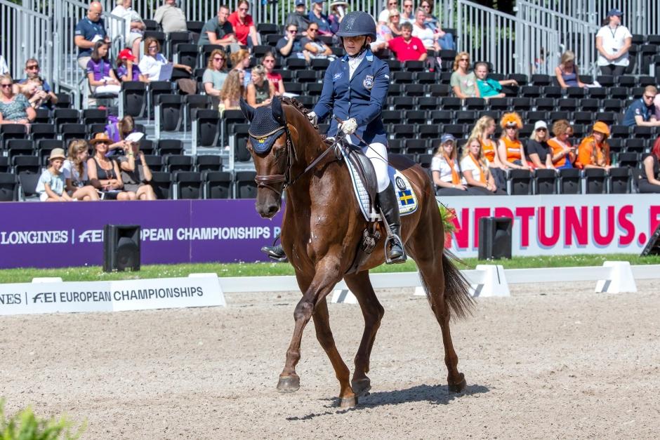 Etzner Jakobsson och Malmström klara för Paralympics