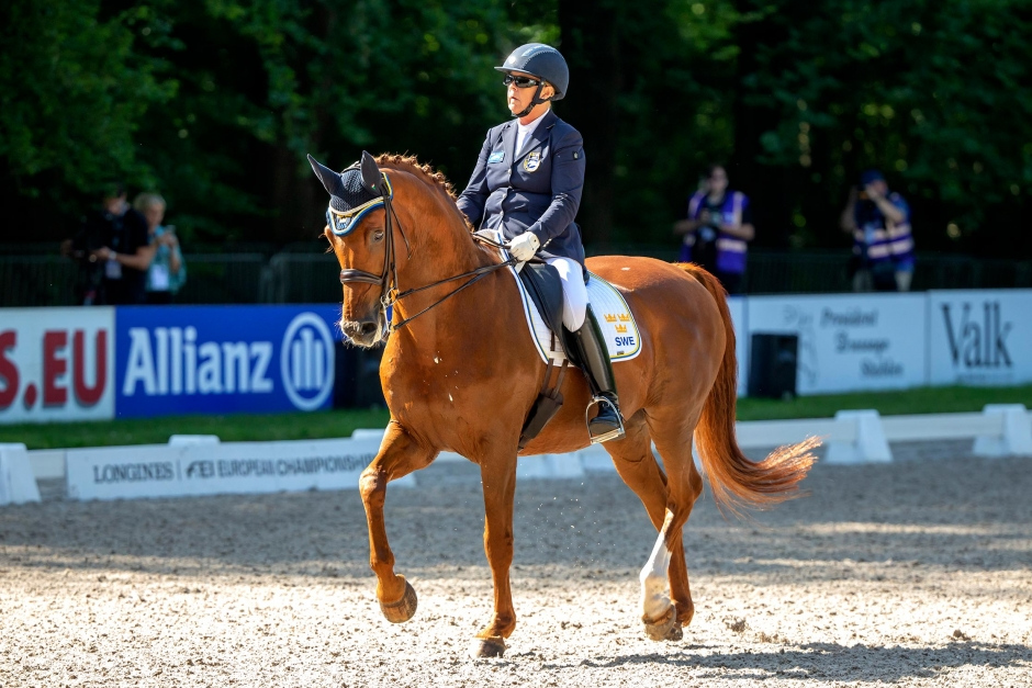 """Sverige kvalat till Paralympics: """"Absolut medaljvittring"""""""